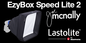 Lastolite Ezybox SpeedLite 2 Joe Mc Nally