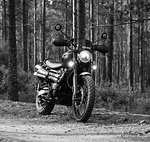 Min Triumph 1200 XC Scrambler