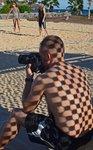Fotograf B, inrutad