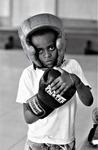 boxing in the slum