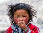 Barn, Tibet