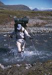 Första vattnet i Sarek