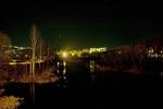 Huskvarna på natten