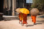 Munkar i Kambodja