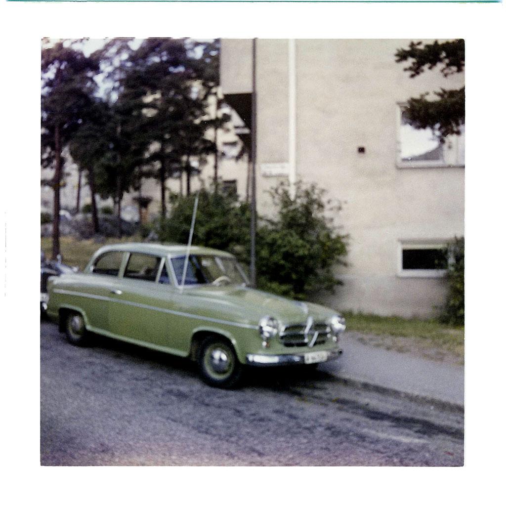 Borgward Isabella 1954