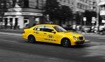 Taxi i farten