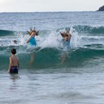 Breakthrough in Body Surfing