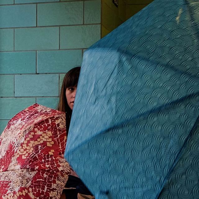 Paraplyflicka