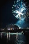 Nyår vid Örebro Slott
