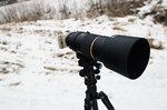 Pentax Q + Pentax Da* 300mm F4 nr1