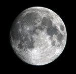 Kvällens måne....