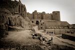 Citadellet i Herat restaureras