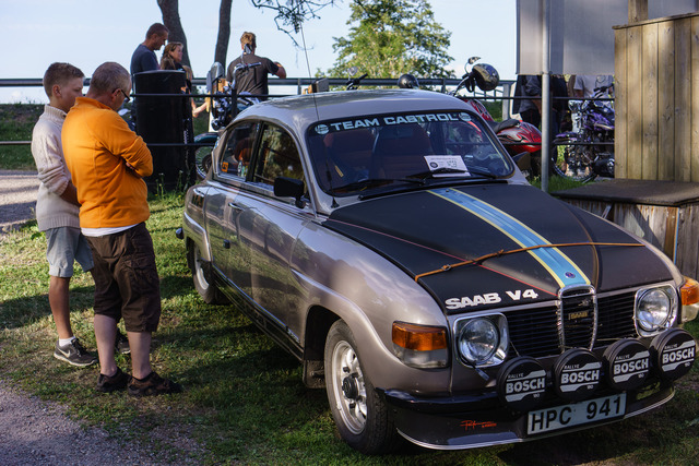 SAAB V4 Rally