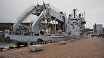 Ubåtsräddningsfartyget Belos