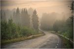 Landsvägen hemma
