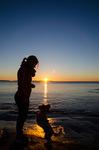 Soluppgång Jag & Leo
