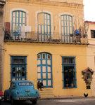Tuppen i Havanna, han har ingen frihet kvar...