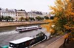 Höst längs Seine
