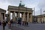 "Brandenburger Tor eller ""Fredsporten"""