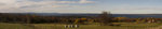 Panorama över Siljan