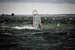 Windsurfing i storm!