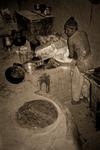 Bargeriet i Guptu Ganga
