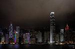 Natt i Hong Kong