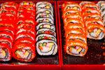 Sushi på lösvikt