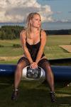 Sandra och flygplan 2