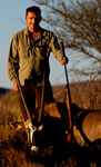 The hunter: Add work for The Fly Guides South Africa