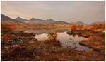 Panorama från Rondane