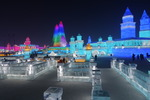 Icy palace