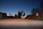 Skateboard i förorten