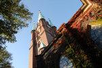 Den vackra kyrkan i Klara