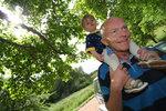 Farfar och Ingrid