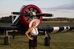 Sandra och flygplan 3