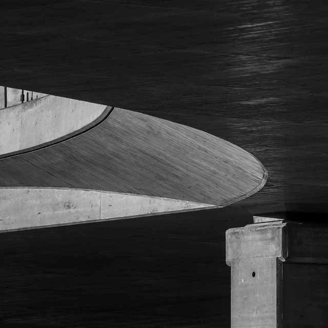 Komposition med betong