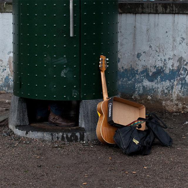 Drill till gitarr