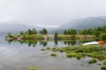 Lugn eftermiddag i Norge