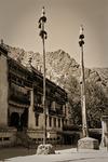 Hemis klostergård