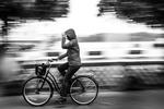 Regning cykelpendlare