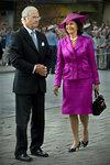 Kungen och Silvia