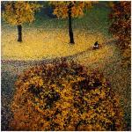 Längs hösten