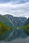 HDR Aurlandsfjorden