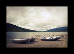 Båtarna och sjön