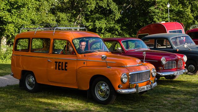 Volvo Duett from Televerket