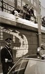 """Hornsgatspuckeln """"bombas"""" med grafitti"""