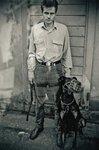 Mannen med hunden
