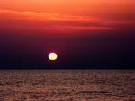 Havet, solen, himlen
