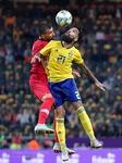 Sverige - Turkiet National League Grupp B2 Friends Arena